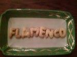 flamencoのクッキー!